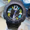ساعت مچی عقربه ای زنانه برند کاسیو مدل BGA-171-1BDR