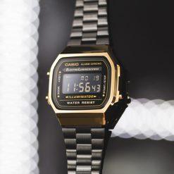 ساعت مچی جوانان برند کاسیو مدل A168WEGB-1B