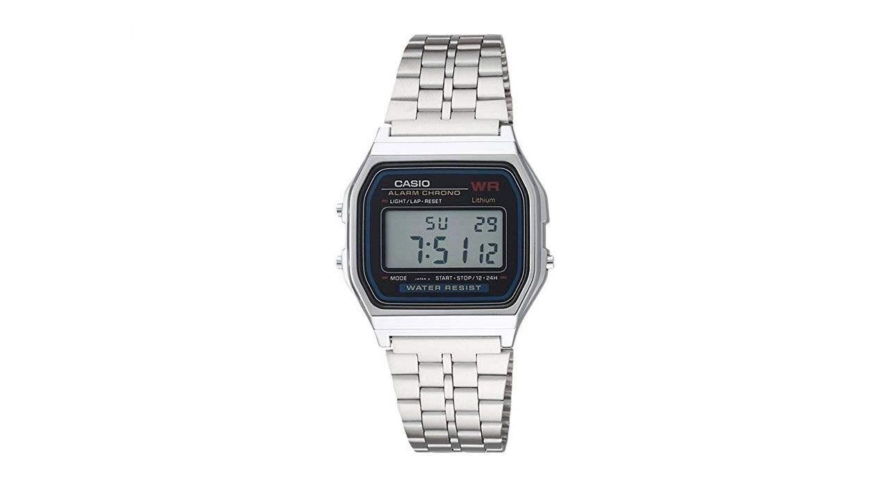 ساعت مچی دیجیتال مردانه برند کاسیو مدل A159WA-N1DF