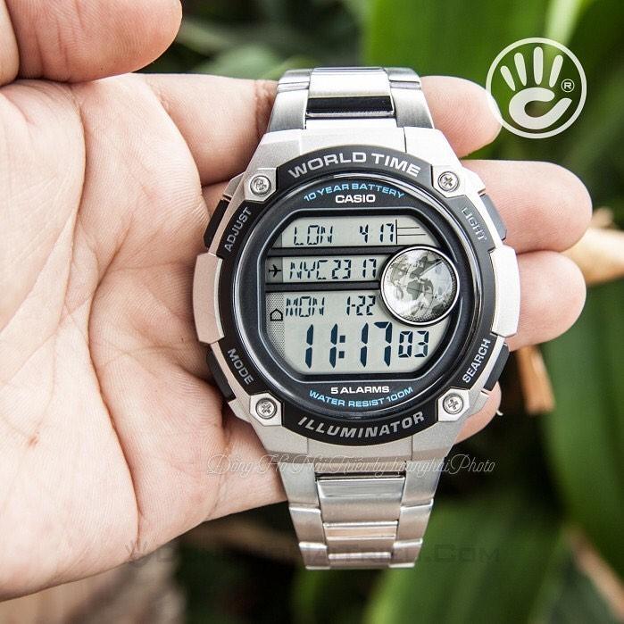 casio watch model AE3000WD-1A